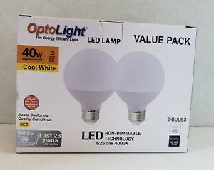 PackNuevomostrar Pack original título Detalles acerca Ahorro5w2 de LED optolight Lámpara 1cTl3KFJ