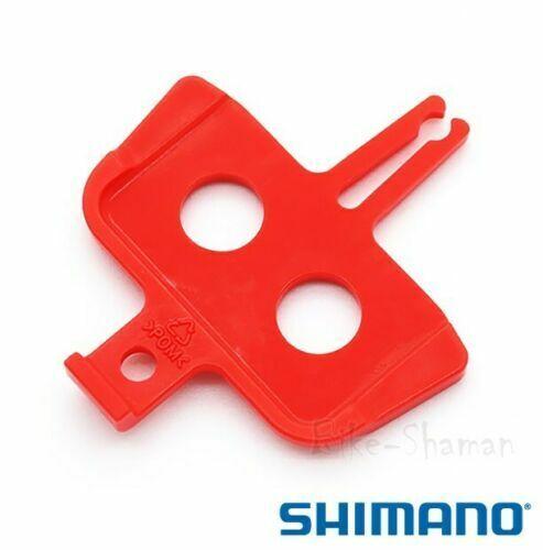 Shimano Pad Spacer Disc Brake Transport Lock for Alivio M445 M395 Y8J506000