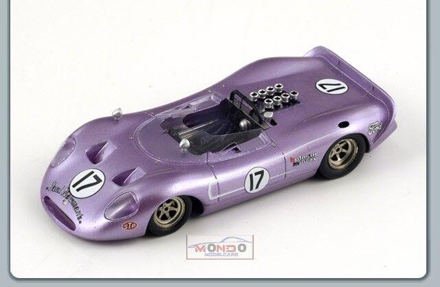 Honker  17 Bridgehampton 1967 1 43 Spark Sp1126 Modellino