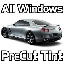 ALL PRECUT WINDOWS TINT KIT COMPUTER CUT TINTING GLASS FILM CAR ANY SHADE b
