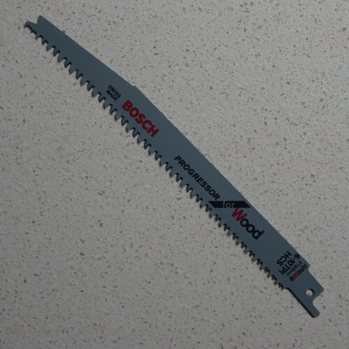 "1 x BOSCH 8""200mm 6 to 10 TPI Pruning Reciprocating Saw Blade AUSTRALIA Post"