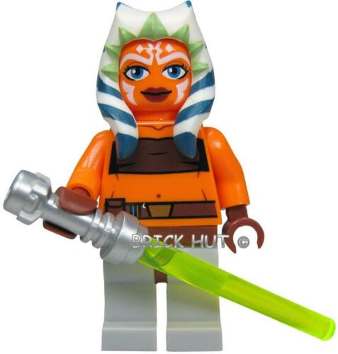 LEGO STAR WARS AHSOKA TANO BESTPRICE NEW GIFT 7675,7680-2008 FAST