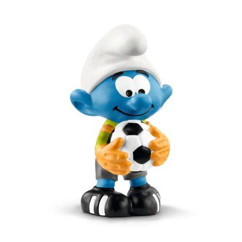 20808 Schleich Goalkeeper Football Smurf *NEW* 2018 - Smurfs