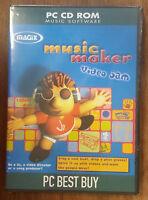 Magix Music Maker Video Jam (pc Cd-rom)