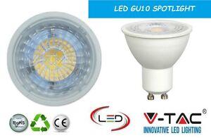 LAMPADINA-LED-V-TAC-MR11-2W-GU10-3W-5W-6-5W-8W-10W-12V-220V-VOLT-SPOTLIGHT