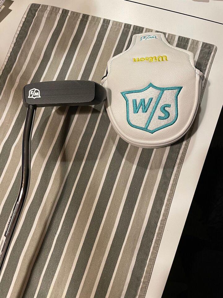 Stål putter, Wilson Staff