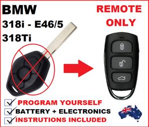 Fit-BMW-Key-less-Remote-Control-Fob-316ti-E46-5-318i-E46-5-2003-2004-2005