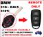 Fit-BMW-Key-less-Remote-Control-Fob-316ti-E46-5-318i-E46-5-2003-2004-2005 thumbnail 1