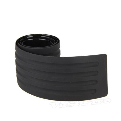4PCS Car 3D Carbon Fiber Car Door 1PC Tail Trunk Edge Protector Stickers Kit