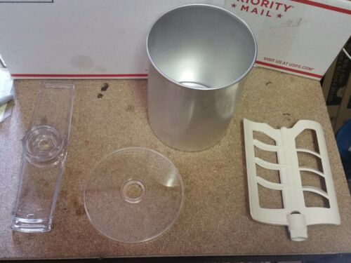 Waring Ice Cream Parlor Maker CF520-1 Replacement Parts Choice