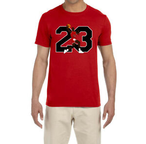 Chicago-Bulls-Michael-Jordan-23-T-shirt