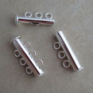3-strand-silver-plated-slide-tube-clasp