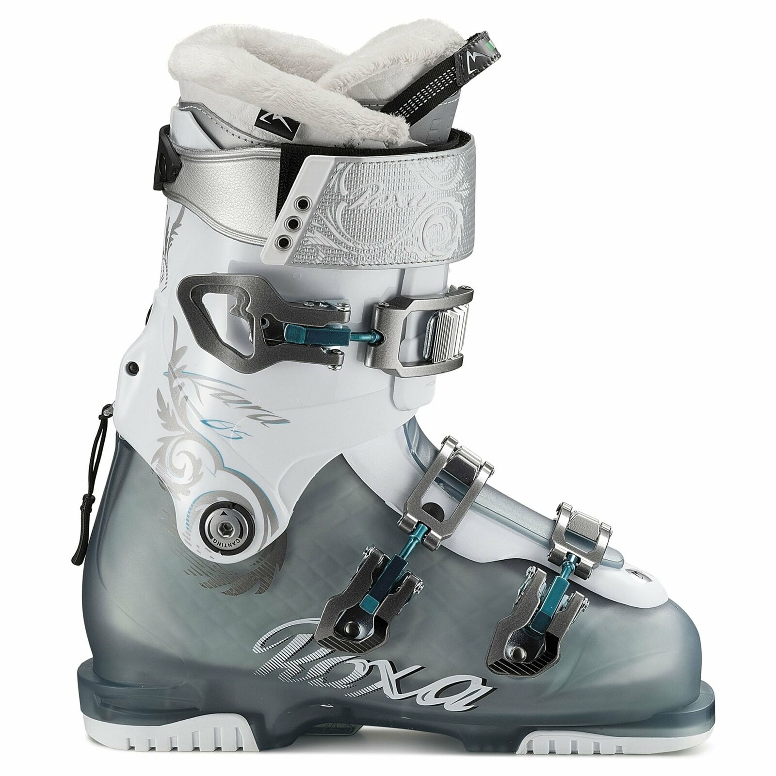 Roxa Kara 85 Women's Ski Boot White bluee 24.5