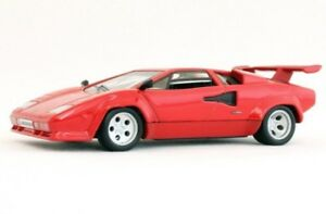 Lamborghini-Countach-LP500S-Red-ollection-Diecast-Model-Car-1-43-Scale-1982