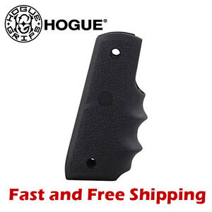 Hogue Grip Rubber Monogrip w/Finger Grooves for Ruger 22/45 RP .22 Auto Pistol