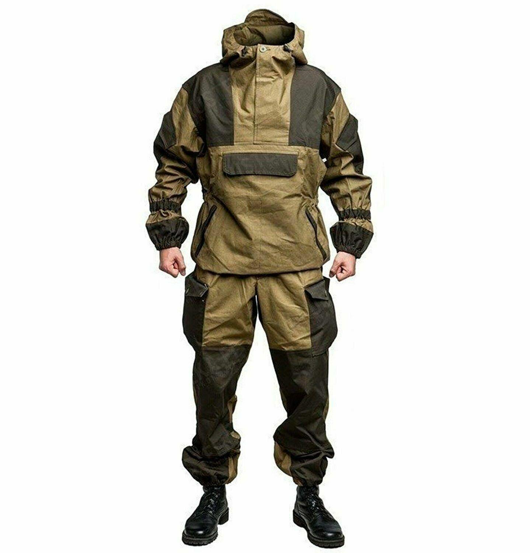 Bars GORKA-4 Genuine Russian Army Special Military  BDU Uniform Camo Hunting Suit  convenient