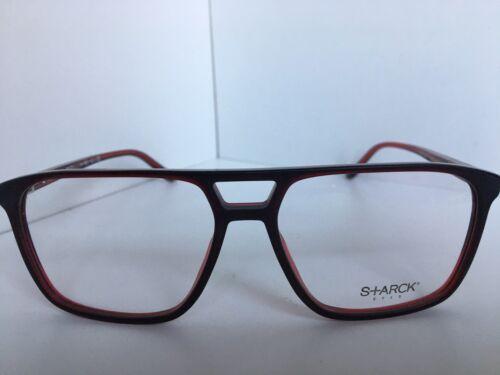 75f32ed2e1 ... New STARCK Eyes Alain Mikli SH 3024 SH3024 0003 57mm Red Eyeglasses  Frame Italy