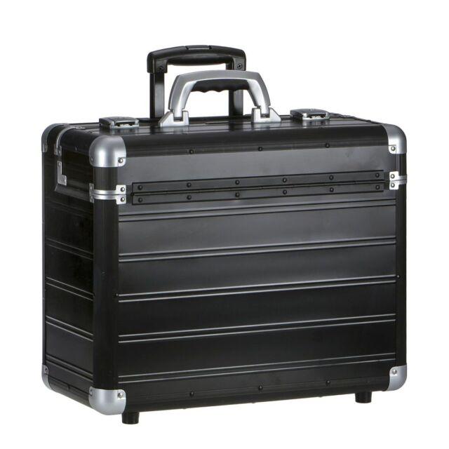 446e0c4f9 Alumaxx Pilot Case Discovery From Aluminum Black for sale online | eBay