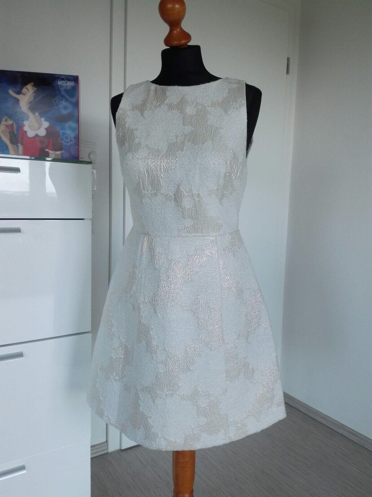 Alice & Olivia  Hochzeitskleid Hochzeit Standesamt 36 38 S NEU ungetragen