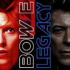 DAVID BOWIE - Legacy Standard Edition CD *NEW* 2016
