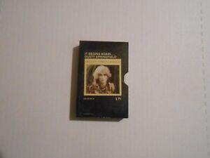 Details about DUSTY SPRINGFIELD IT BEGINS AGAIN Cassette Tape-