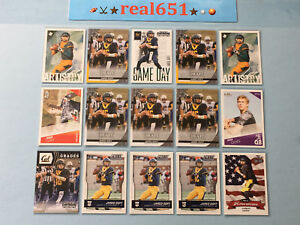 2016-JARED-GOFF-Rookie-Lot-x-15-RC-Contenders-Score-Gold-Rams-Batch