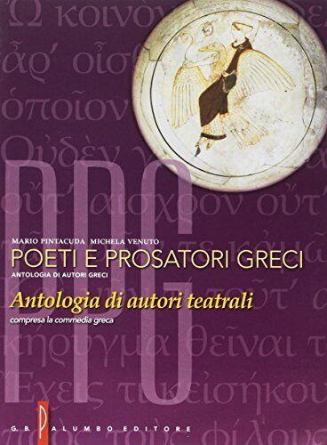 Poeti e prosatori greci 5 Blocco #43