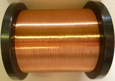 40awg enamelled copper guitar pickup wire magnet wire coil wire 1kg spool ebay. Black Bedroom Furniture Sets. Home Design Ideas