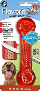 PetQwerks-Bacon-Flex-Bone-Flavorit-for-Moderate-Chewers-USA-Made