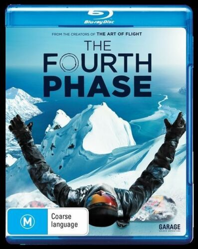 1 of 1 - The Fourth Phase (Blu-ray, 2016) New, ExRetail Stock (D143)
