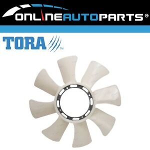 Engine Cooling Fan Blade for Mitsubishi Triton MJ 4cyl 2.5L 4D56 4D56T 1991-1996