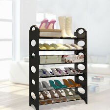 Shoe Rack 6 Tier Layer 18 Pairs Storage Home Organizer Holder Combination  Tower