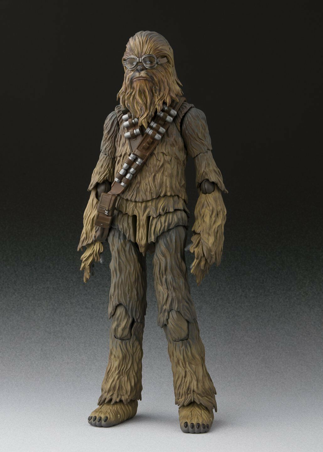 Bandai S.H.Figuarts Star Wars Chewbacca (Solo) Japan version