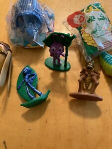 A-Bugs-Life-McDonald-039-s-Happy-Meal-Toys-Disney-1998-C-Set-of-6-P81