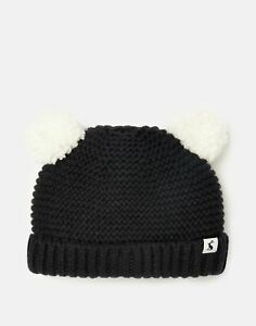 Joules-Baby-Boys-212950-Knitted-Double-Pom-Hat-French-Navy