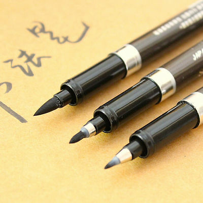 Calligraphy Brush Chinese Japanese Student Creative Useful Hot Stationery Pen