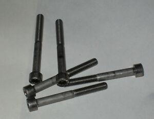 Zylinderschrauben-M-6-55-DIN-912-V2A-Innensechskant-Edelstahl-12-Stk