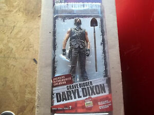 "The Walking Dead Series 7.5 5/"" Action Figure Daryl Dixon McFarlane"