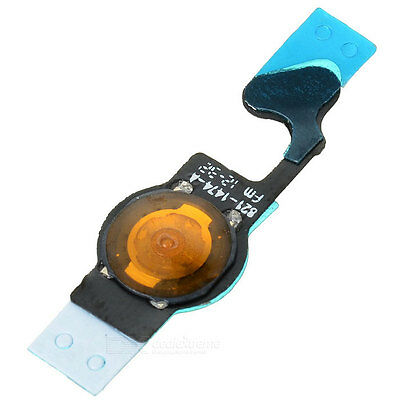 """iPhone 5/5C 4.0"""" Replacement Home Button Flex Cable Part"""