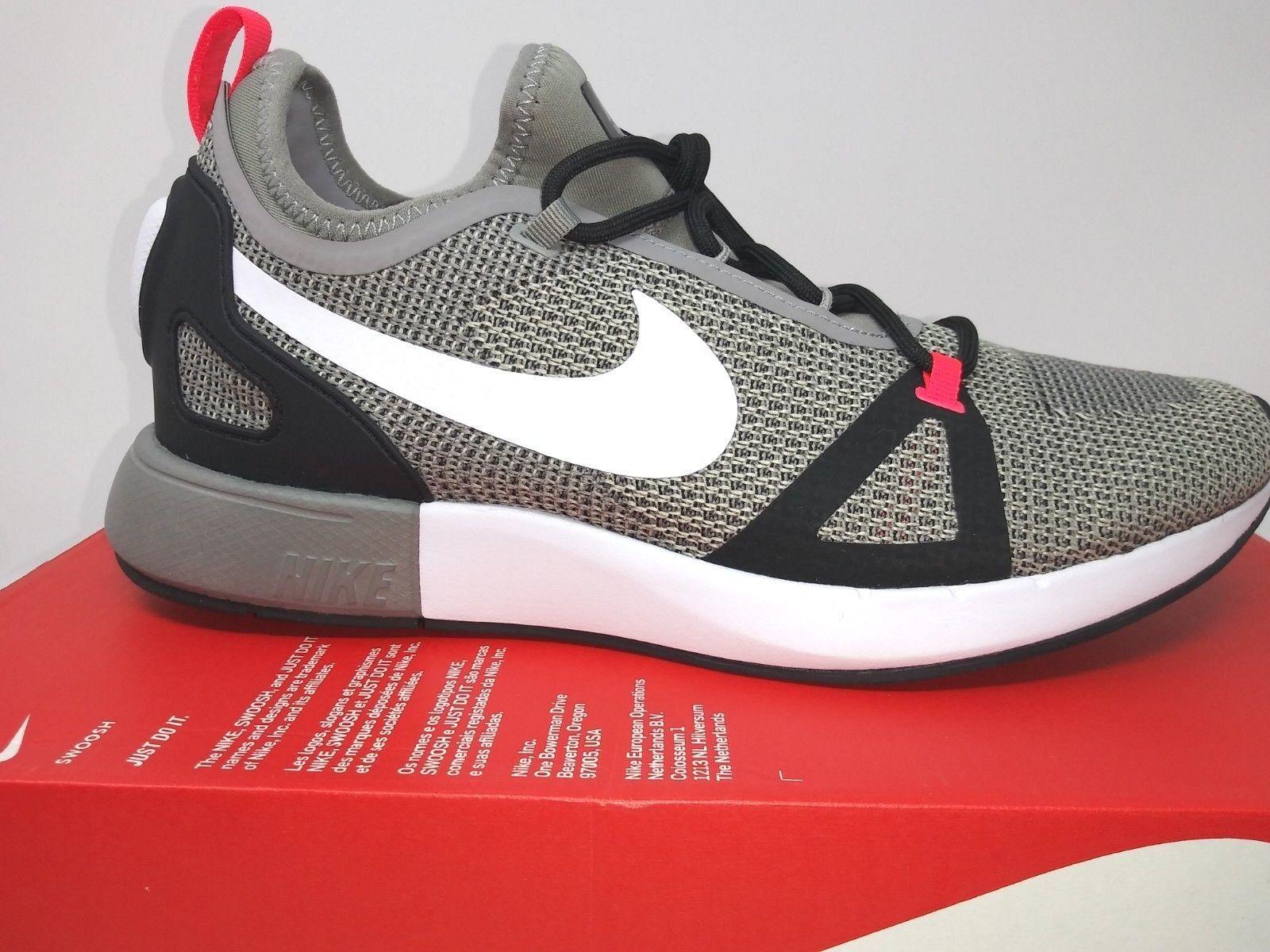 NIKE Men's Duel Racer shoes 918228-008 Light Charcoal Size 9