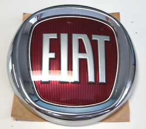 500 TIPO PANDA LINEA Embleme logo ARRIERE ORIGINAL FIAT