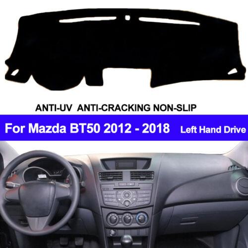 Car Dashboard Cover Dash Mat DashMat For Mazda BT50 2012-2015 2016  2017 2018