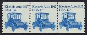 #1906 17c Eléctrico Auto, PNC-3 1 ,Nuevo Cualquier 5=