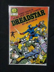 DREADSTAR-1-Nov-1982-JIM-STARLIN-EPIC-MARVEL-VF-Condition