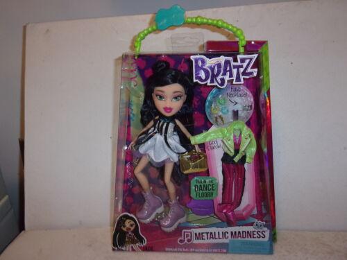 Bratz Metallic Madness Jade with Accessories New in Box