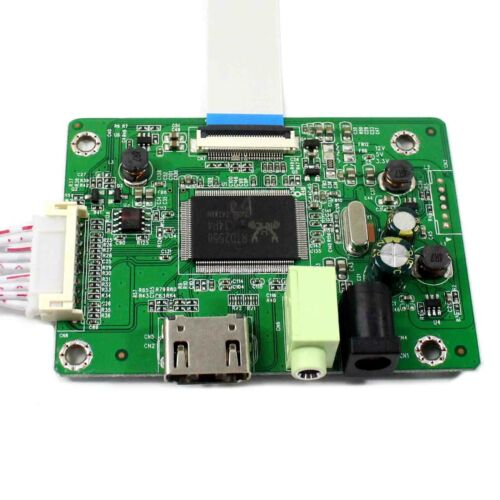 """Fit to 14/"""" 1600x900 LP140WD1-TPD1 LCD Screen VGA HDMI LCD Controller Board"""