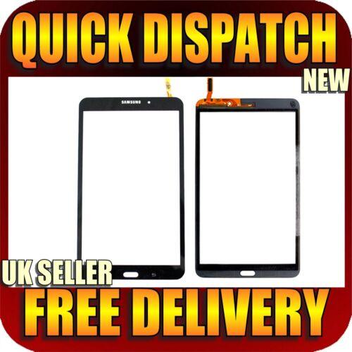 "BLACK TOUCH SCREEN Copertina Samsung Galaxy Tab 4 8 /""sm-t330nu T330 WIFI"