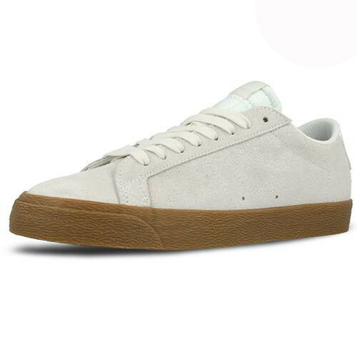 Nike SB Blazer Low - White/Gum  864347-100