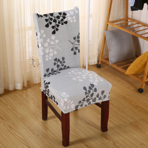 Dining Chair Replacment Covers Stool Seat Protector for Wedding Kitchen Bar