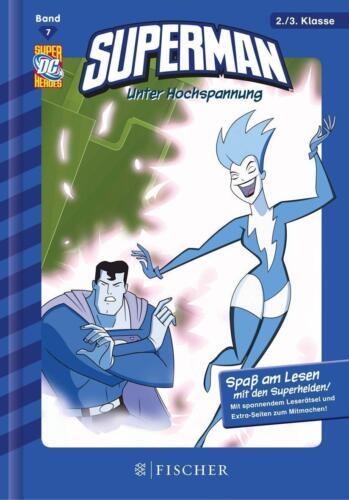 1 von 1 - Superman 07: Unter Hochspannung von Blake A. Hoena (2012, Gebundene Ausgabe)